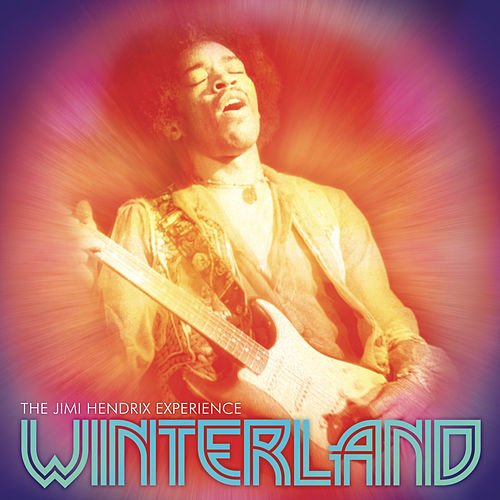 Winterland by Jimi Hendrix