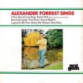 Sings by Alexander Forrest