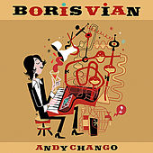 Boris Vian von Andy Chango