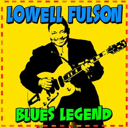 Blues Legend by Lowell Fulson