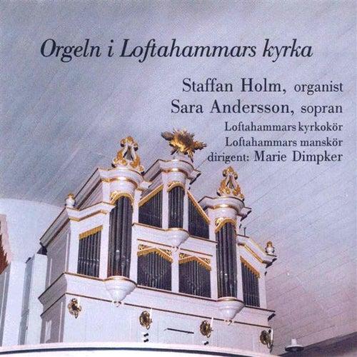 Orgeln i Loftahammars kyrka by Staffan Holm