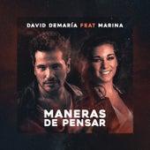 Maneras de pensar (feat. Marina) by David DeMaria