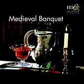 A Medieval banquet by Various Artists