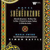 Ravel: Shéhérazade, Ma mère l'Oye & La valse by Sir Simon Rattle