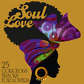 Soul Love: 25 Gorgeous Tracks for Lovers de Various Artists