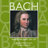 Bach, JS : Sacred Cantatas BWV Nos 154 - 157 von Various Artists