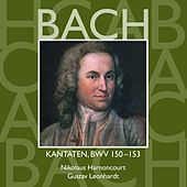 Bach, JS : Sacred Cantatas BWV Nos 150 - 153 von Various Artists