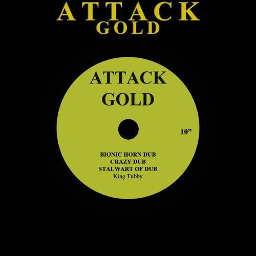 Bionic Horn Dub / Crazy Dub / Stalwart Of Dub by King Tubby