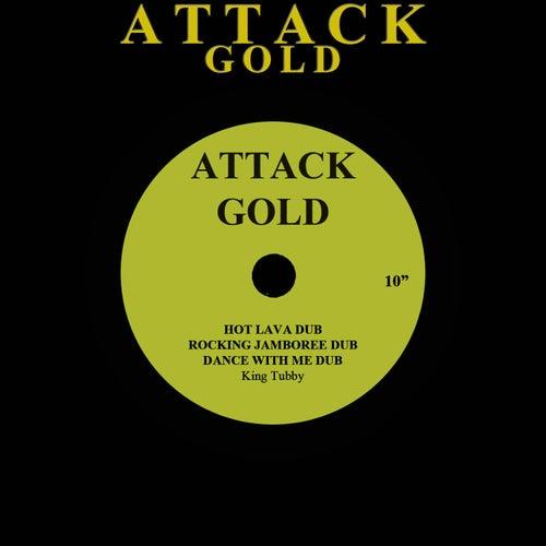 Hot Lava Dub / Rocking Jamboree Dub / Dance With Me Dub by King Tubby
