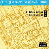 The Organs Of Cambridge Vol. 3 by Various Artists