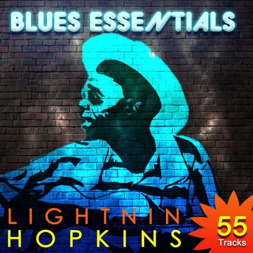 Lightnin Hopkins - Blues Essentials (55 Essential Tracks Digitally Remastered) by Lightnin' Hopkins