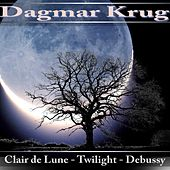 Clair de Lune - Twilight - Debussy by Dagmar Krug