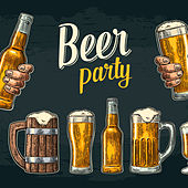 Beer Party by Various Artists