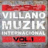 Villano Muzik Internacional, Vol. 1 by Various Artists