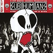 Live In A Dive by Subhumans (UK)