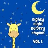 Lullaby for Babies, Vol. 1 by Nighty Night Nursery Rhymes