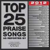 Top 25 Praise Songs 2012 Edition by Marantha Praise!