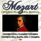 Mozart. Música Clásica. Concierto para Clarinete, Flauta, Arpa y Orquesta de Wolfgang Amadeus Mozart