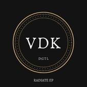 Radiate EP de Odette