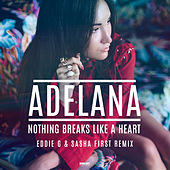 Nothing Breaks Like A Heart (Eddie G & Sasha First Remix) von Adelana