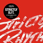 Strictly DJ T.: 25 Years Of Strictly Rhythm von Various Artists