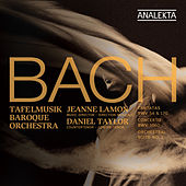 J.S. Bach: Cantatas BWV 70 & 154; Concerto BWV 1060; Orchestral Suite No. 2 by Daniel Taylor