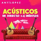 Acústicos (En Directo) de Antílopez