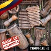 Made In Colombia: Tropical, Vol. 42 de Varios Artistas
