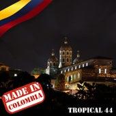 Made In Colombia: Tropical, Vol. 44 de Varios Artistas