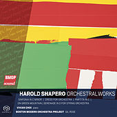 Harold Shapero: Orchestral Works by Boston Modern Orchestra Project