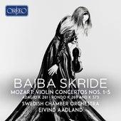 Mozart: Violin Concertos Nos. 1-5 by Baiba Skride