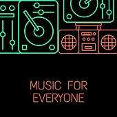 Music for Everyone de Varios Artistas