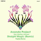 Straight Magic (Remix) by Ananda Project