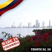 Made In Colombia: Tropical, Vol. 36 de Varios Artistas