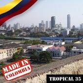 Made In Colombia: Tropical, Vol. 35 de German Garcia