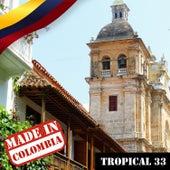 Made In Colombia: Tropical, Vol. 33 von German Garcia