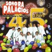 Haciendo Bailar a Todo Chile by Sonora Palacios