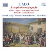 Lalo: Symphonie Espagnole / Ravel / Saint-Saens / Sarasate von Howard Zhang