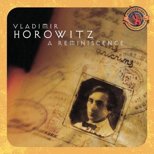 Horowitz: A Reminiscence by Vladimir Horowitz