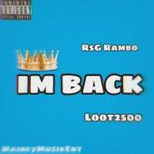 I'm Back by Rsg Rambo
