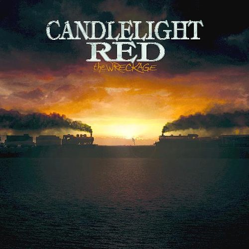 The Wreckage by Candlelight Red