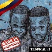 Made In Colombia: Tropical, Vol. 41 de Varios Artistas