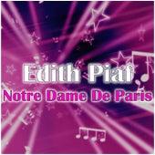 Notre Dame De Paris de Edith Piaf