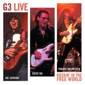 G3 Live: Rockin' In The Free World by Joe Satriani