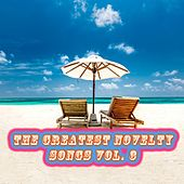 The Greatest Novelty Songs, Vol. 3 de Alma Cogan, Paul Evans, Stan Freberg, Mike Sarne, Peter Sellers, The Southlanders, Anthony Newley, The Ivy Three, Ray Stevens, Bernard Bresslaw, Lonnie Donegan, Tempance Seven, The Goons, Bob McFadden, The Hollywood Argyles, Joe Brown, The Chips
