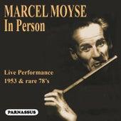 Marcel Moyse 'In Person' (Live) de Marcel Moyse