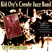 Ory's Favorites de Kid Ory's Creole Jazz Band