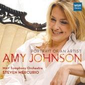 Amy Johnson - Portrait of an Artist von Amy Johnson