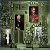 Bach's Two Part Inventions reMixed de Johann Sebastian Bach