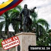 Made In Colombia: Tropical, Vol. 20 de Varios Artistas